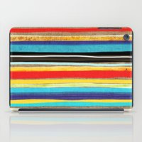 Amazing Striped Home Decor iPad Case