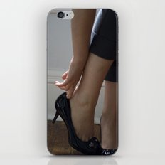 Shoes 1 iPhone & iPod Skin