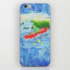 Once in a Dream iPhone & iPod Skin