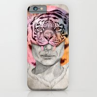 The Tiger Lady iPhone 6 Slim Case