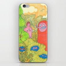 The Garden of Eden iPhone & iPod Skin