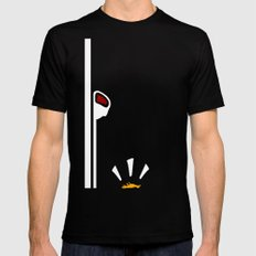 Brain Trust Black SMALL Mens Fitted Tee