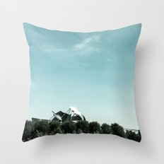 Pritzker Pavilion - Millennium Park - Chicago Throw Pillow