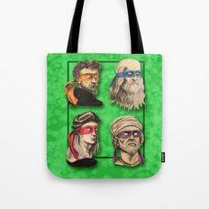 Renaissance Mutant Ninja… Tote Bag
