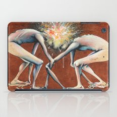 The Conjoined Collision Culmination iPad Case