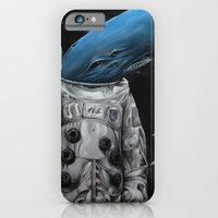 iPhone & iPod Case featuring Balena N°3 by Mr.Klevra