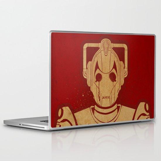 Cyber Laptop & iPad Skin