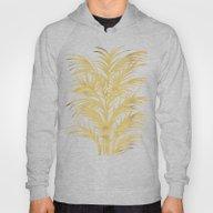 Gold Palms Hoody