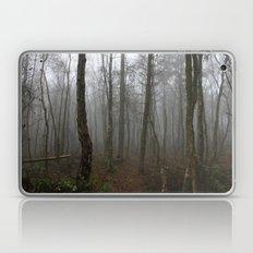 Foggy Woods Laptop & iPad Skin