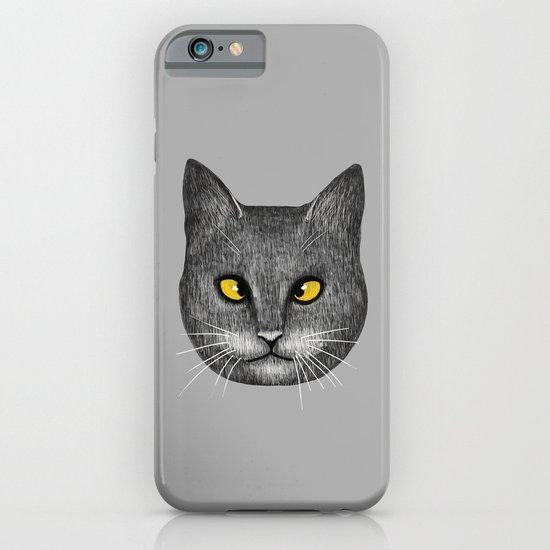 Cross Eyed iPhone & iPod Case