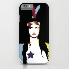 =Juliette Lewis///Black= Slim Case iPhone 6s