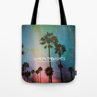 Warm Thoughts Tote Bag