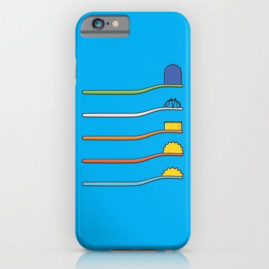 The Simpsodynes iPhone & iPod Case