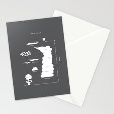 Know your clouds! Stationery Cards