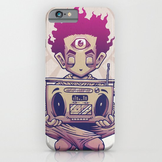 Eye Opener iPhone & iPod Case