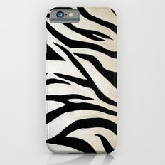 Tyger Stripes iPhone 6s Slim Case