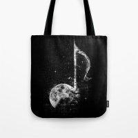Melodie de la Lune Tote Bag