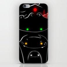 Rear Window Spookers iPhone & iPod Skin