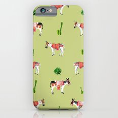 Donkeys And Cactus iPhone 6 Slim Case