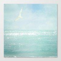 Feeling Free Canvas Print