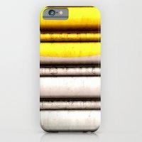 SPLASH - YELLOW iPhone 6 Slim Case