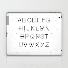 Craft Font Laptop & iPad Skin