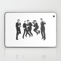 One Direction - Vintage Laptop & iPad Skin