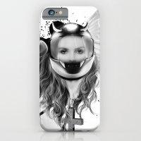 Harley Girl iPhone 6 Slim Case