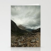 Mout Edith Cavell Stationery Cards