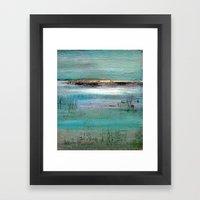 Baie de Somme Framed Art Print