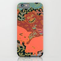 Peaceful Grazing iPhone 6 Slim Case
