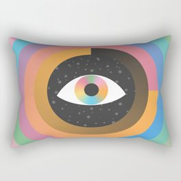 Rectangular Pillow - Path to Infinity - Moremo