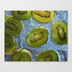 Totally Tropical. Canvas Print