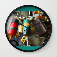 amplify Wall Clock
