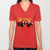 The Communist Party (ori… Unisex V-Neck
