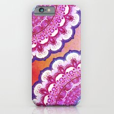 Colorful Watercolor Mandala Slim Case iPhone 6s