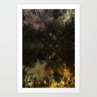 A Moment Of Confusion Art Print