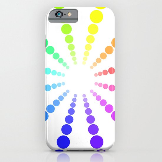 dots & circles o2 iPhone & iPod Case