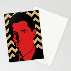 Special Agent Dale Cooper Stationery Cards