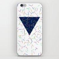 ∆ VI iPhone & iPod Skin