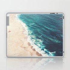 Beach Nazare Laptop & iPad Skin