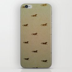 Horse Print iPhone & iPod Skin