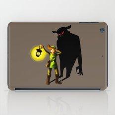 The Hero's Lantern iPad Case