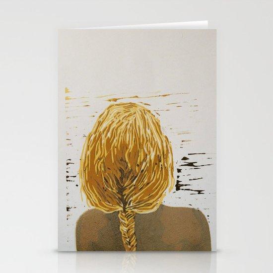 (Un)layered Stationery Card