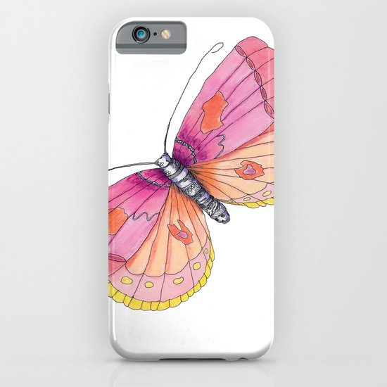One Butterfly iPhone & iPod Case
