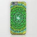 Twirls iPhone & iPod Case