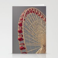 Chicago Wheel Stationery Cards
