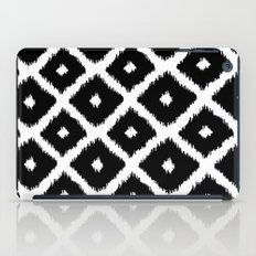 Black and White decor iPad Case