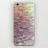 Mini square colors iPhone & iPod Skin