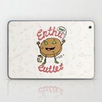 Enthu Cutlet Laptop & iPad Skin